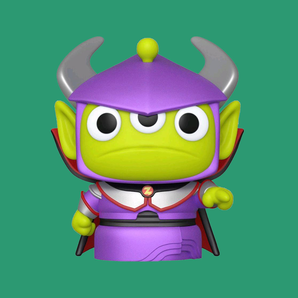 FUNKO POP - PIXAR REMIX - TOY STORY ALIEN AS ZURG