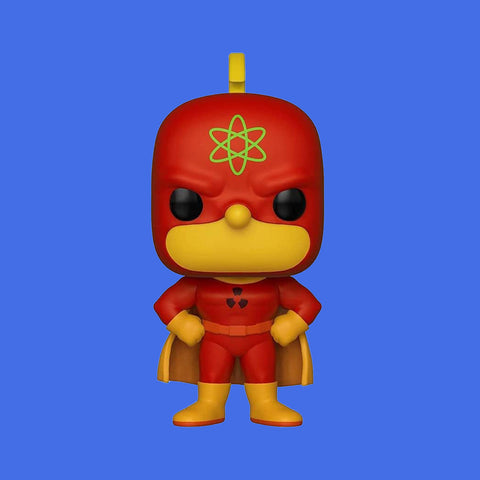 FUNKO POP! SIMPSONS - RADIOACTIVE MAN (9CM)