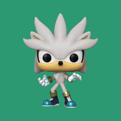 FUNKO POP! SONIC 30TH - SILVER THE HEDGEHOG