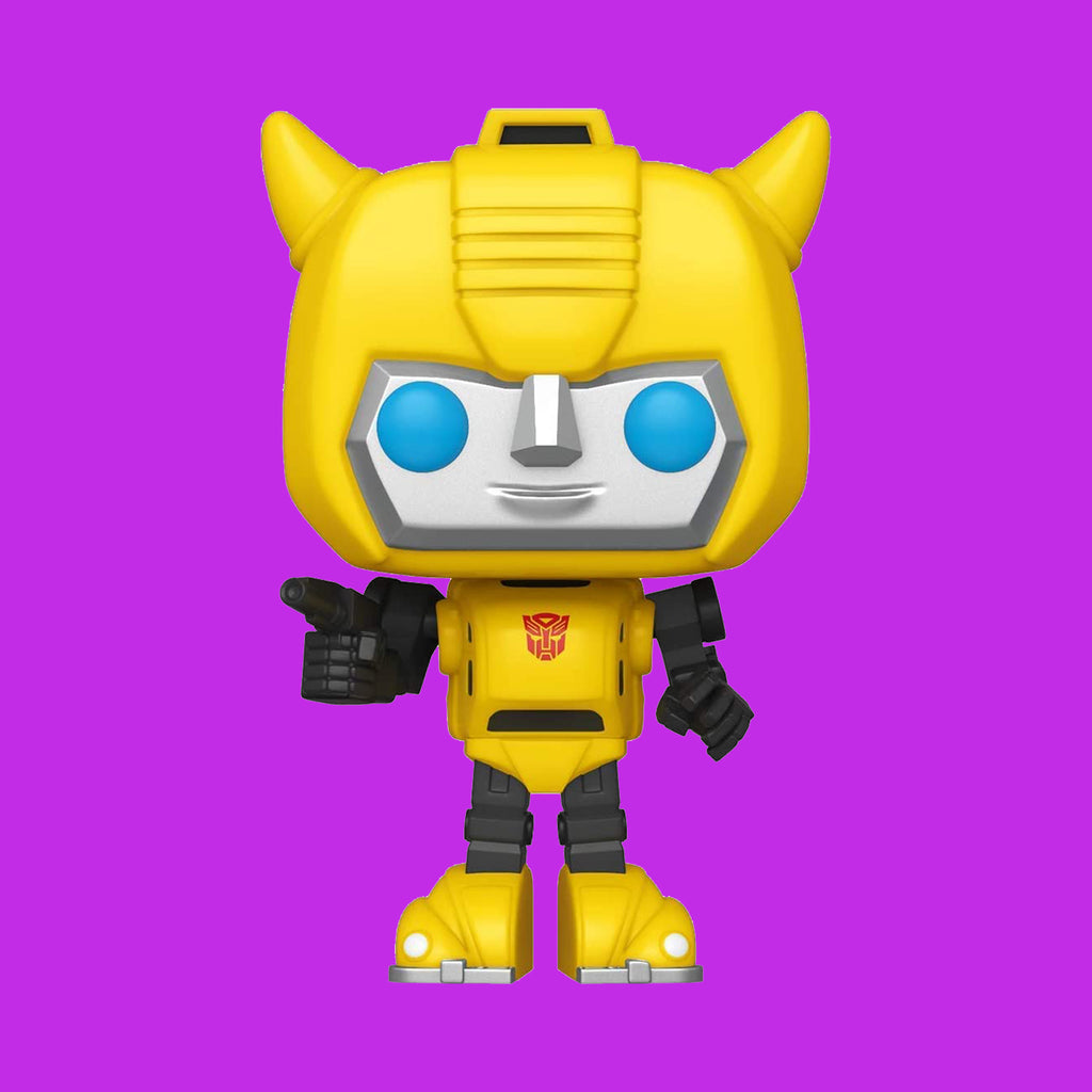 TRANSFORMERS x FUNKO POP - BUMBLEBEE