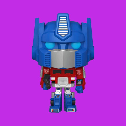 TRANSFORMERS x FUNKO POP - OPTIMUS PRIME