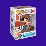 FUNKO POP! WHERE'S WALDO - WALDO WITH DOG