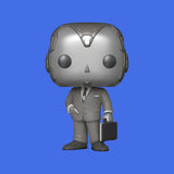 MARVEL'S WANDAVISION x FUNKO POP - VISION (50's) CHASE EDITION