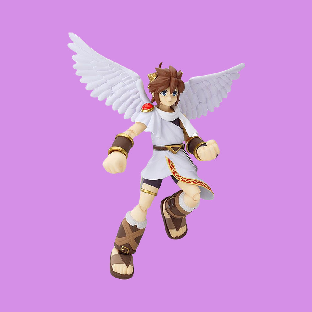 KID ICARUS UPRISING x GOOD SMILE COMPANY - PIT FIGMA ACTION FIGURE (12CM)