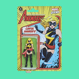 HASBRO x MARVEL LEGENDS RETRO COLLECTION - CAROL DANVERS