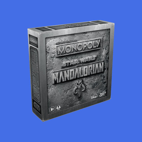 HASBRO x STAR WARS - THE MANDALORIAN MONOPOLY