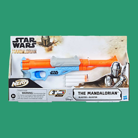 HASBRO NERF x STAR WARS - THE MANDALORIAN BLASTER