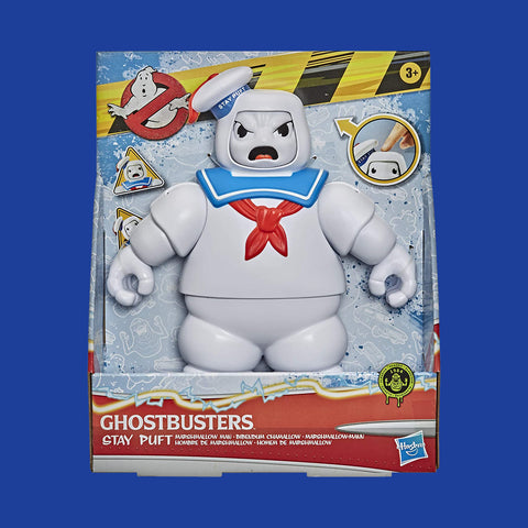 GHOSTBUSTERS x HASBRO - PLAYSKOOL - STAY PUFT