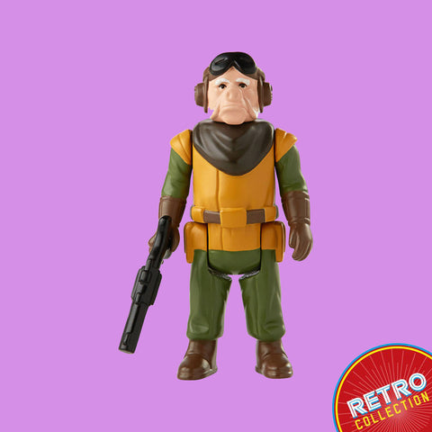 HASBRO - STAR WARS THE MANDALORIAN - RETRO COLLECTION KUIIL