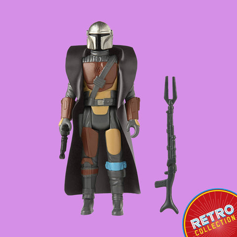 HASBRO - STAR WARS THE MANDALORIAN - RETRO COLLECTION MANDALORIAN