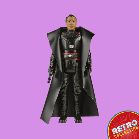 HASBRO - STAR WARS THE MANDALORIAN - RETRO COLLECTION MOFF GIDEON