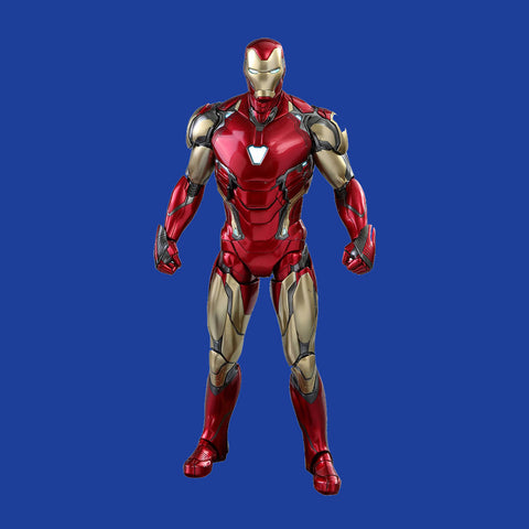 HOT TOYS x MARVEL AVENGERS ENDGAME - MOVIE MASTERPIECE ACTIONFIGUR IRON MAN MARK LXXXV