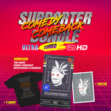 MAX NICOLAS NACHTSHEIM - DAS GROSSE COMEDY COMEBACK SUPPORTER BUNDLE ULTRA TURBO PRO HD