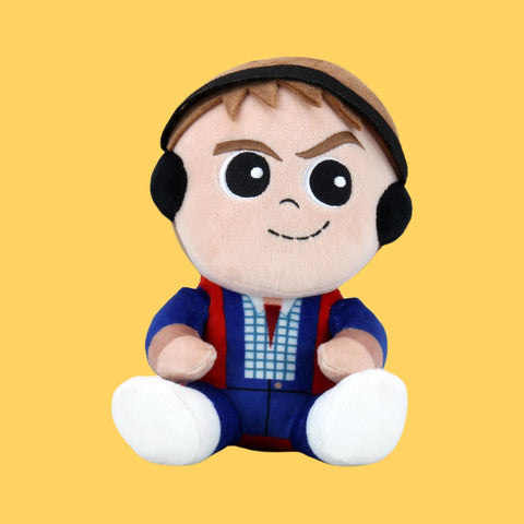 KIDROBOT x BACK TO THE FUTURE - MARTY MCFLY PHUNNY PLUSH