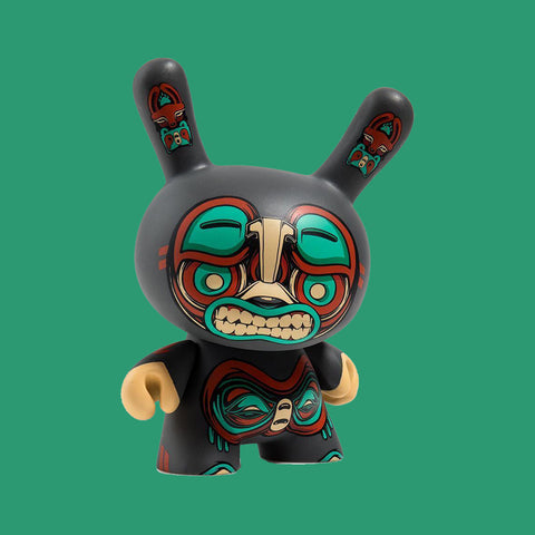 KIDROBOT - KUBA DUNNY BY MIKE FUDGE (5 INCH)