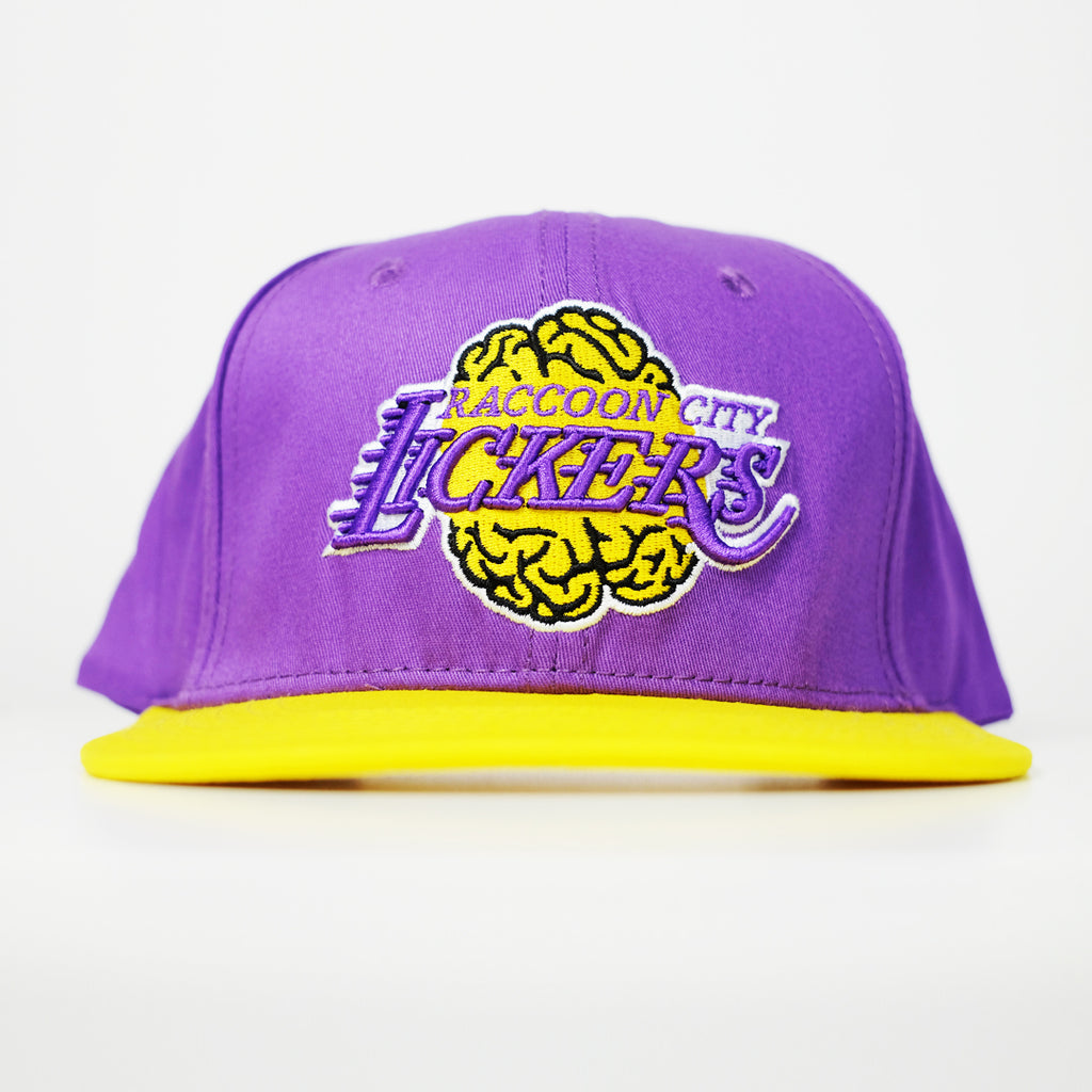 BLOOD SPORTS - RACCOON CITY LICKERS SNAPBACK