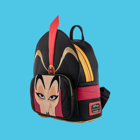 LOUNGEFLY x DISNEY - ALADDIN JAFAR COSPLAY MINI BACKPACK