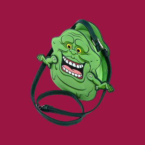 LOUNGEFLY x GHOSTBUSTERS - SLIMER BACKPACK/SHOULDER BAG