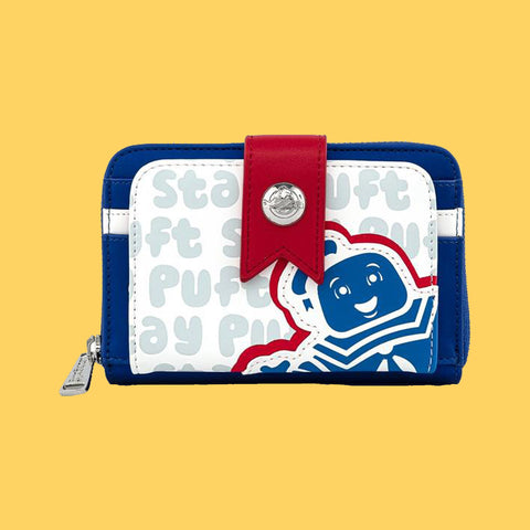 LOUNGEFLY x GHOSTBUSTERS - STAY PUFT WALLET