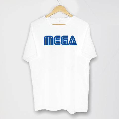 MEGA - SHIRT WHITE