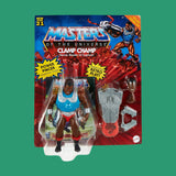 MATTEL x MASTERS OF THE UNIVERSE - CLAMP CHAMP (14CM)