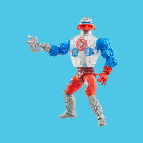 MATTEL x MASTERS OF THE UNIVERSE - ORIGINS ROBOTO 14CM