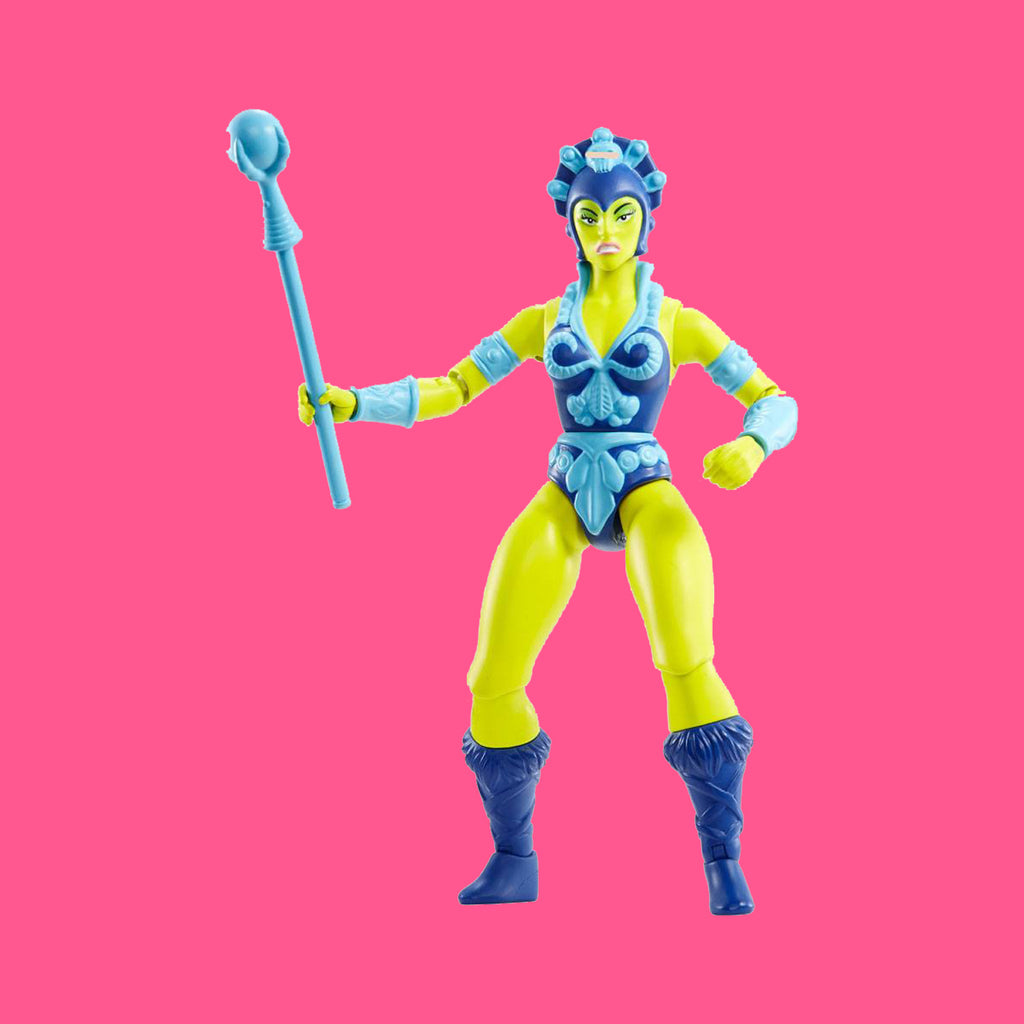 MATTEL x MASTERS OF THE UNIVERSE - ORIGINS EVIL-LYN 14CM