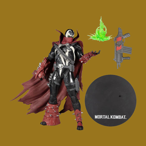 MC FARLANE TOYS x MORTAL KOMBAT - COMMANDO SPAWN (30 CM)