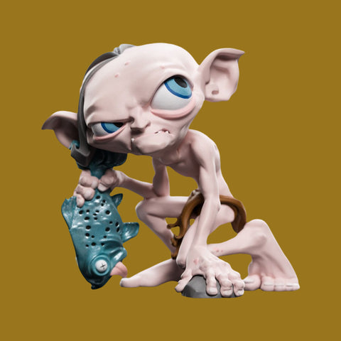 MINI EPICS x LORD OF THE RINGS - GOLLUM VINYL FIGUR