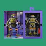 TEENAGE MUTANT NINJA TURTLES x NECA - 90s CARTOON ACTIONFIGUR METALHEAD
