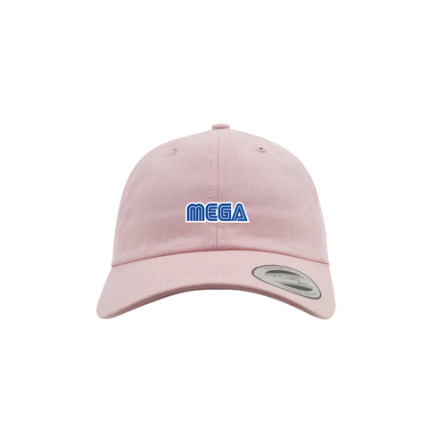 MEGA - DAD HAT PINK