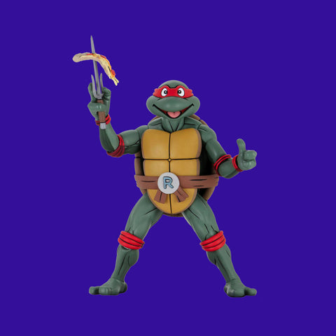 TEENAGE MUTANT NINJA TURTLES x NECA - DELUXE ACTIONFIGUR RAPHAEL (41 cm)