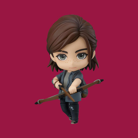 NENDOROID - THE LAST OF US 2 - ELLIE (10CM)