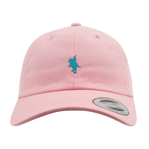 SOLO SPORT - DAD HAT PINK (PRE-ORDER)