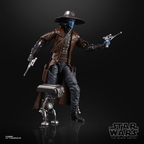 STAR WARS x HASBRO - BLACK SERIES ACTIONFIGUR CAD BANE & TODO 360