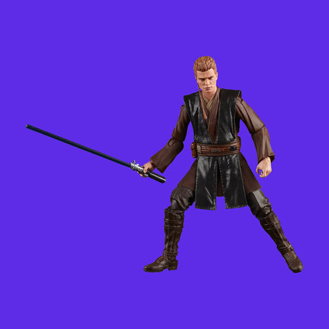 STAR WARS x HASBRO - BLACK SERIES ACTIONFIGUR ANAKIN SKYWALKER (ATTACK OF THE CLONES)