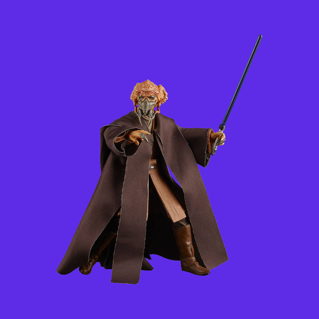 STAR WARS x HASBRO - BLACK SERIES ACTIONFIGUR PLO KOON