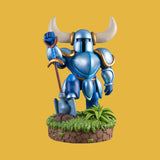 FIRST 4 FIGURES STATUE - SHOVEL KNIGHT 39CM - HANDNUMMERIERT!
