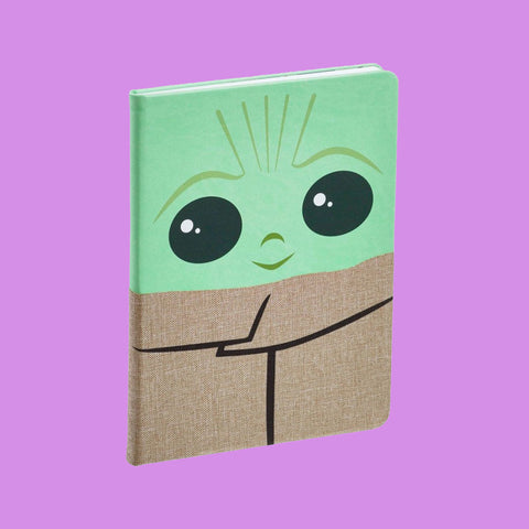 FUNKO HOME x STAR WARS - THE MANDALORIAN THE CHILD (GROGU) - NOTEBOOK