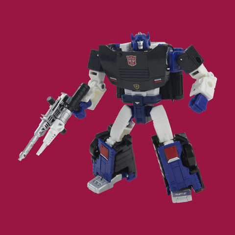 TRANSFORMERS x HASBRO - GENERATIONS SELECTS WFC-GS23 DELUXE DEEP COVER