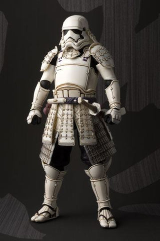 STAR WARS - MMR ACTIONFIGUR ASHIGARU FIRST ORDER STORMTROOPER 17CM