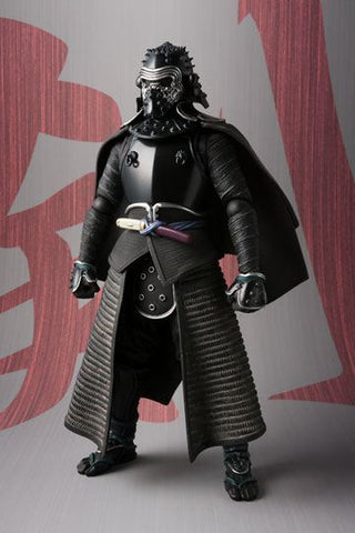 STAR WARS - MEISHO MOVIE REALIZATION ACTIONFIGUR SAMURAI KYLO REN 18CM