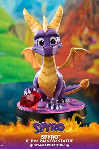 SPYRO THE DRAGON PVC STATUE SPYRO 20CM