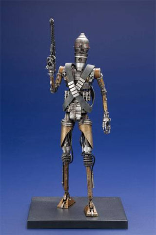 STAR WARS THE MANDALORIAN ARTFX+ STATUE 1/10 IG-11 22CM