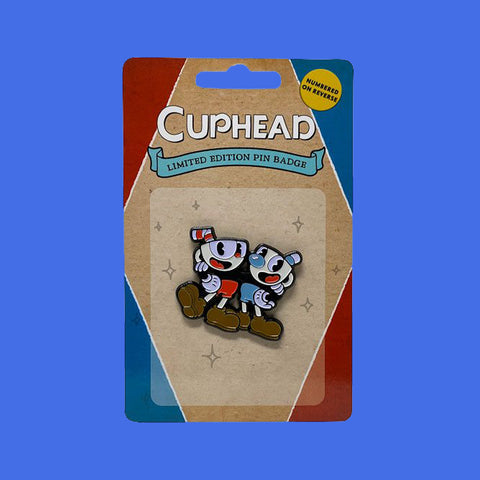 FANATIKK - CUPHEAD PIN - LIMITED EDITION