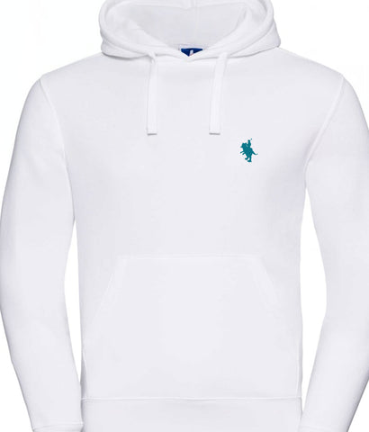SOLO SPORT - LOGO HOODIE HOTH WHITE (PRE-ORDER)