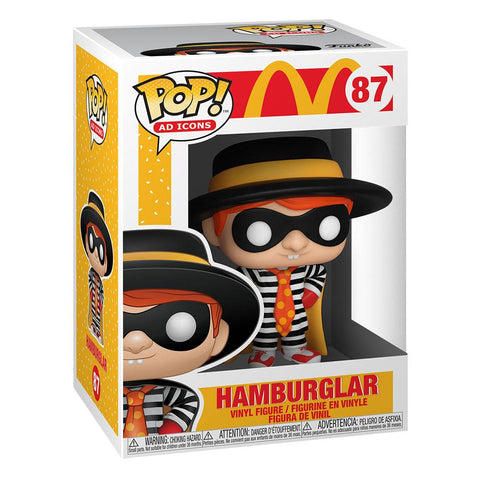 MC DONALD'S - HAMBURGLAR FUNKO POP!