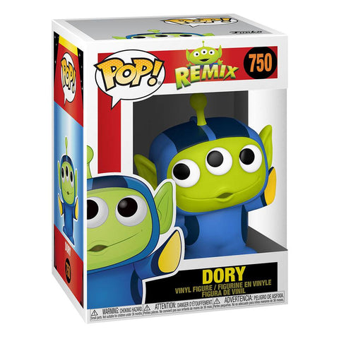 FUNKO POP - PIXAR REMIX - TOY STORY ALIEN AS DORY