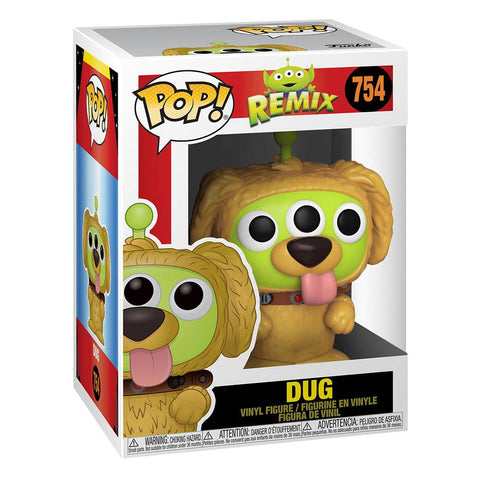 FUNKO POP - PIXAR REMIX - TOY STORY ALIEN AS DUG