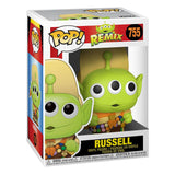 FUNKO POP - PIXAR REMIX - TOY STORY ALIEN AS RUSSEL